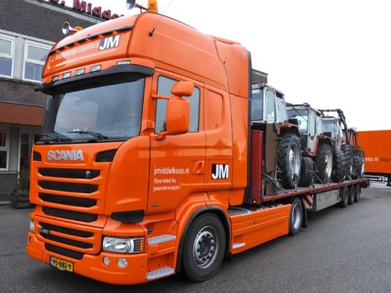 J. Middelkoop neemt failliet Rutges Cargo over