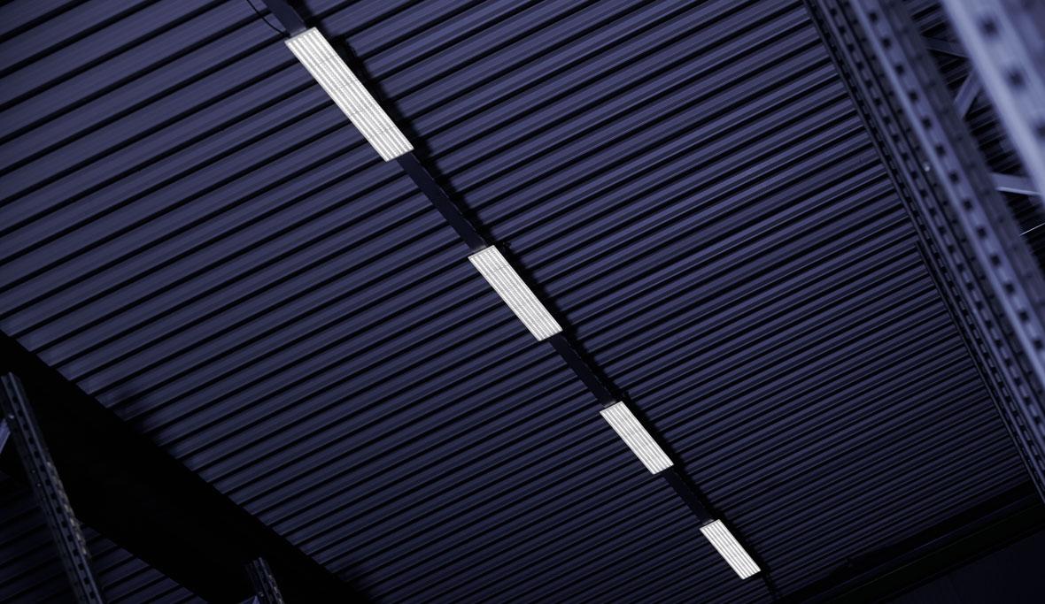 Taskin Logistics bespaart 64 procent met LED-verlichting - Logistiek