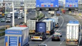 Wegtransport ruim grootste ondanks toename spoor en water