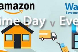 Amazon vs Walmart: de cijfers