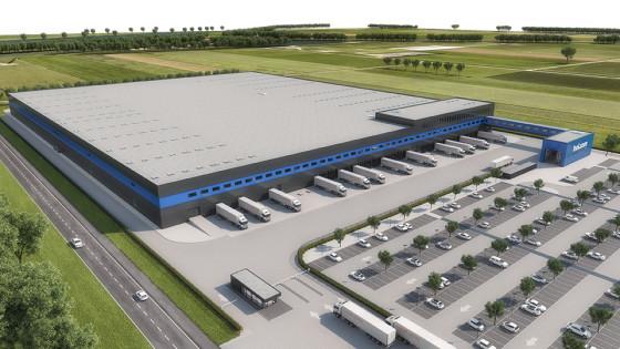 Bol.com bouwt fulfilment center in Waalwijk