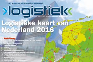 Logistieke Kaart van Nederland