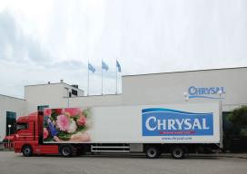 Chrysal implementeert wereldwijd ERP Microsoft Dynamics AX