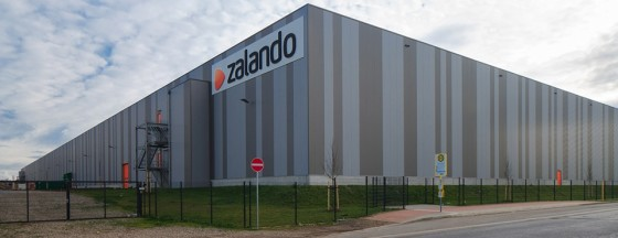 Zalando bouwt vierde mega-dc in Duitsland