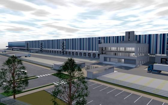 Primark start bouw mega-dc in Roosendaal