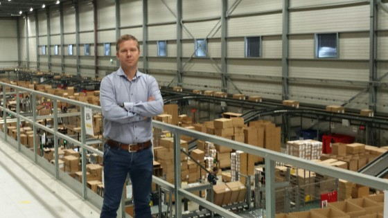 Logistiek Live: Timberland verbetert continue logistieke processen