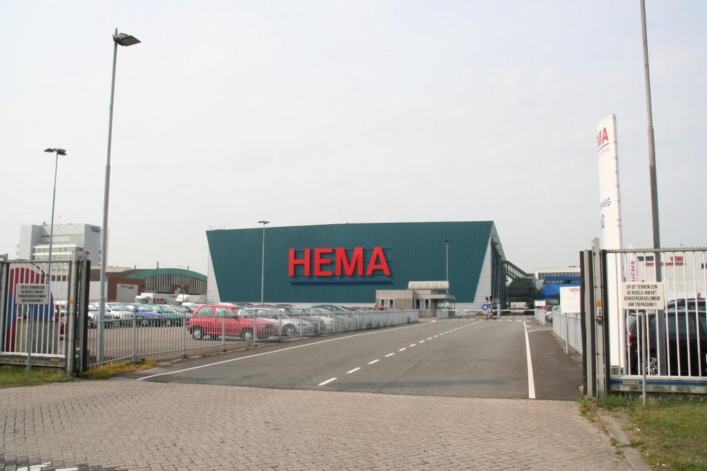 Hema digitaliseert zijn logistiek in rap tempo; hoe vertelt het bedrijf op Logistica 2019