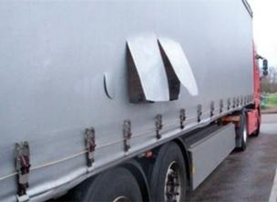 Ladingdiefstal vrachtwagens daalt in 2015