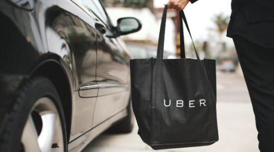 Uber gaat bezorgen voor Walmart