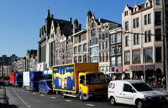 Amsterdam neemt stedelijke distributie op de schop