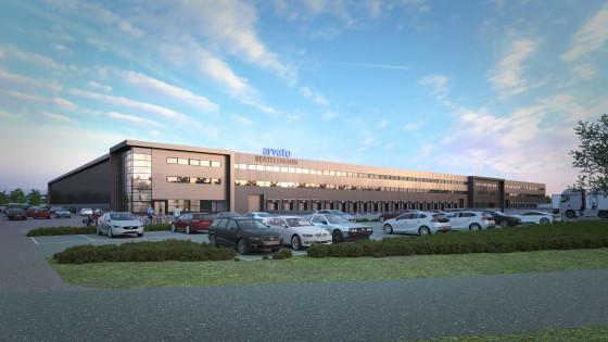 Arvato bouwt Europese hub in Gennep