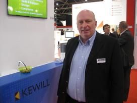 Gerry Daalhuisen (Kewill): 'Functie Logistica-beurs verandert'