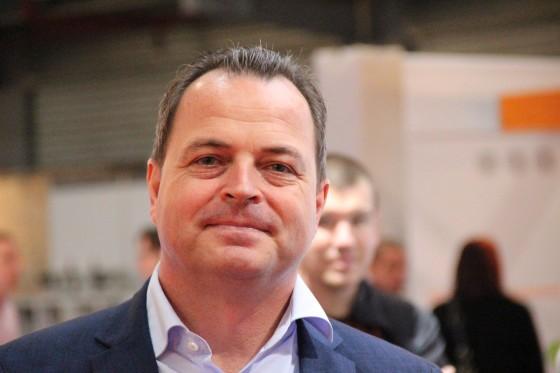 Pieter Van den Broecke (Manhattan): 'Logistiek beperkt zich niet alleen tot het warehouse'