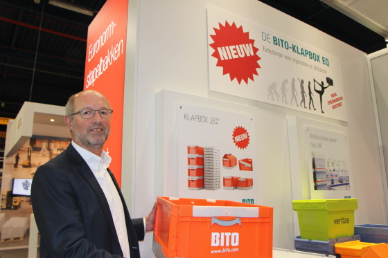 Bito presenteert opvolger vouwbox