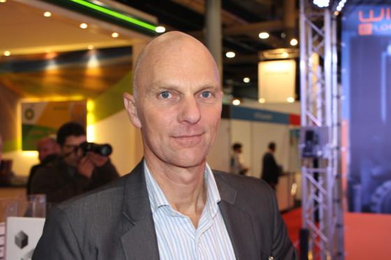 Ferry Jantzen (WICS): 'Pas succesvol als we nieuwe klanten ontmoeten' (video)