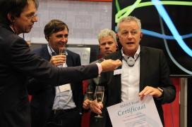 Duurzaamheidscertificaat voor Toyota