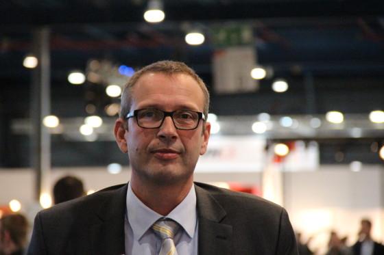 Bart Ravelli (Jungheinrich) 'We willen connecten'