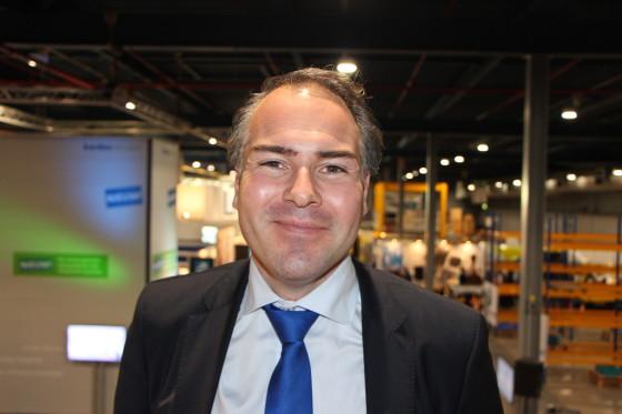 Ivo van der Mark (Hercuton): 'Logistica is de ideale netwerkplek'