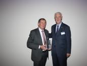 Jan de Rijk wint Martin Schröder Award