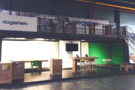 Logistiek.nl: interessante beursaanbieding vanuit zeecontainer