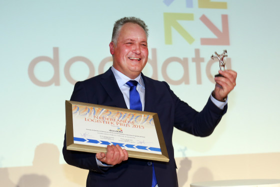 Docdata wint Nederlandse Logistiek Prijs