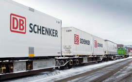 DB Schenker lanceert snelle groupageverbinding China Europa