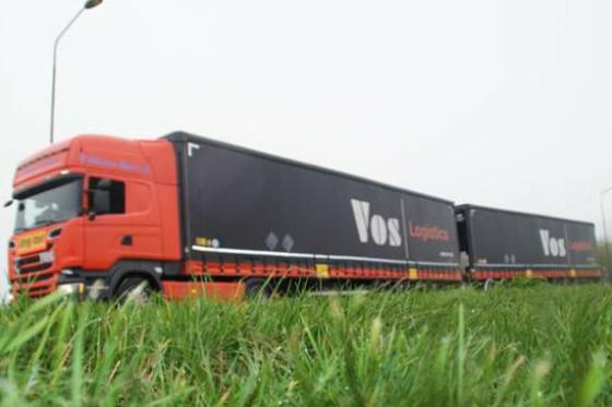 Vos Logistics komt met EcoCombi XL