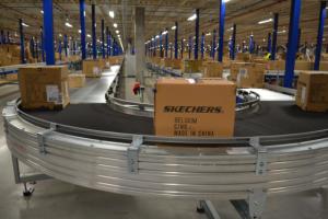 Skechers breidt distributiecentrum opnieuw uit