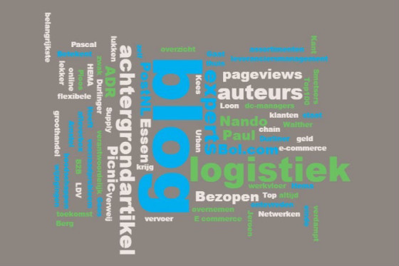 De populairste logistieke blogs in 2015