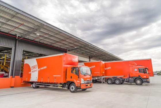 Brussel akkoord met overname TNT door FedEx
