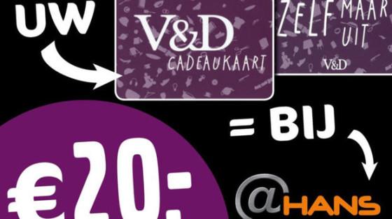 Heftruckcursus bij inlevering 'waardeloze' V&D-bonnen