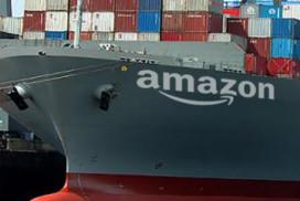 Amazon groeit uit tot super verlader en vervoert helft zelf