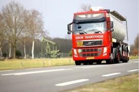 Den Hartogh Logistics grondvest private cloud op Nutanix
