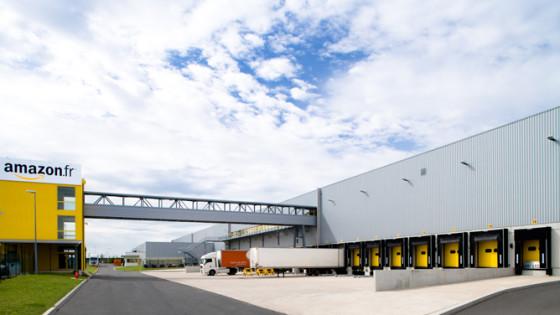 Amazon begeeft zich ook op de Franse pakketmarkt