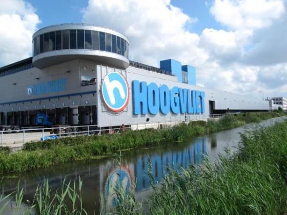 Hoogvliet sluit distributiecentrum in Alphen aan den Rijn