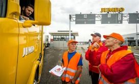 Acties op stapel bij distributiecentra Jumbo