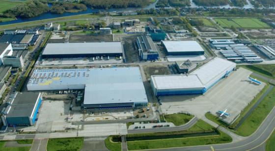 XPO bouwt nieuw distributiecentrum op Schiphol