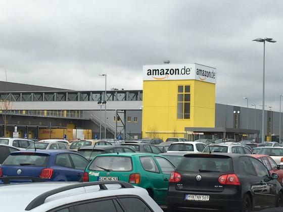 Amazon heeft interesse in Duitse luchthaven