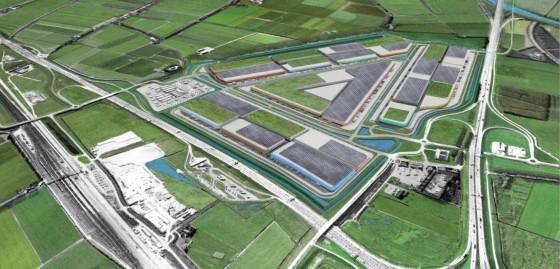 'Fors banenverlies bij vertraging Logistiek Park Moerdijk'