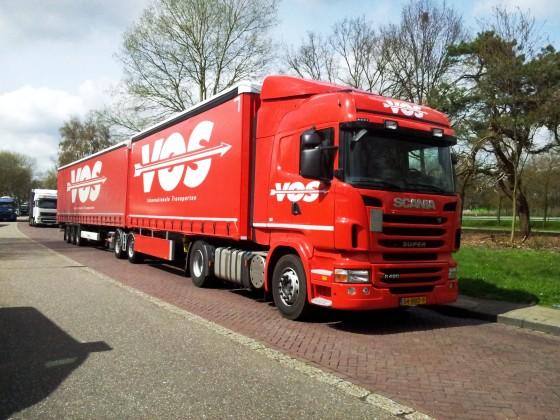 Vos Transport en Van Den Bosch opnieuw voor rechter