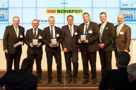 Duitse logistici roemen SSI Schäfer, Jungheinrich en DHL