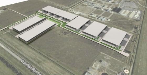 DHG realiseert 125.000 m2 logistiek vastgoed in Moerdijk