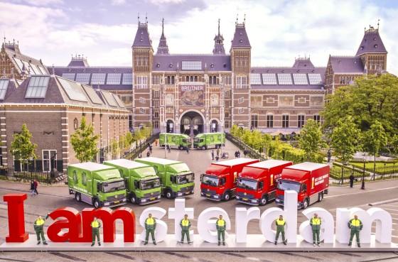 Elektrische vrachtwagens amsterdam 560x369