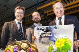 Venlo-Venray opnieuw Logistieke Hotspot van Nederland