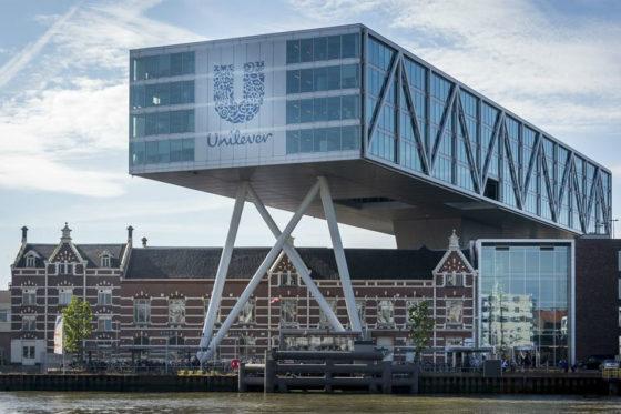 Unilever wederom op 1 in Gartner's Supply Chain Top 25