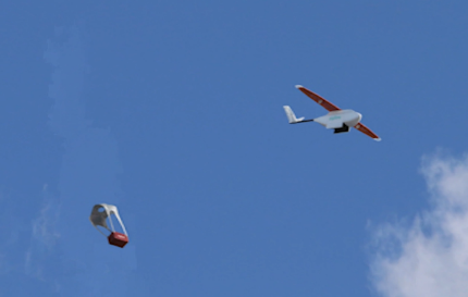 UPS bezorgt bloed en medicijnen met drones in Rwanda