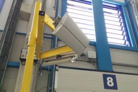 Nog meer RFID in spare parts dc Scania