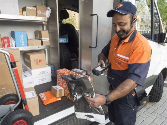 E-commerce zorgt voor nipte omzetgroei transportsector