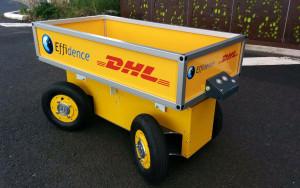 Robot assisteert succesvol orderpickers in DHL-dc