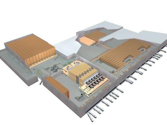 Dematic bouwt nieuw distributiecentrum voor Delhaize
